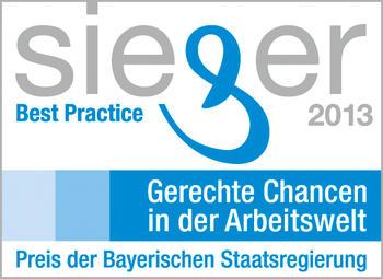SIEgER Best Practice Beispiel für Chancengerechtigkeit in der Arbeitswelt